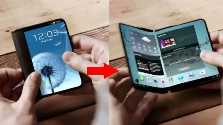 fodable phone