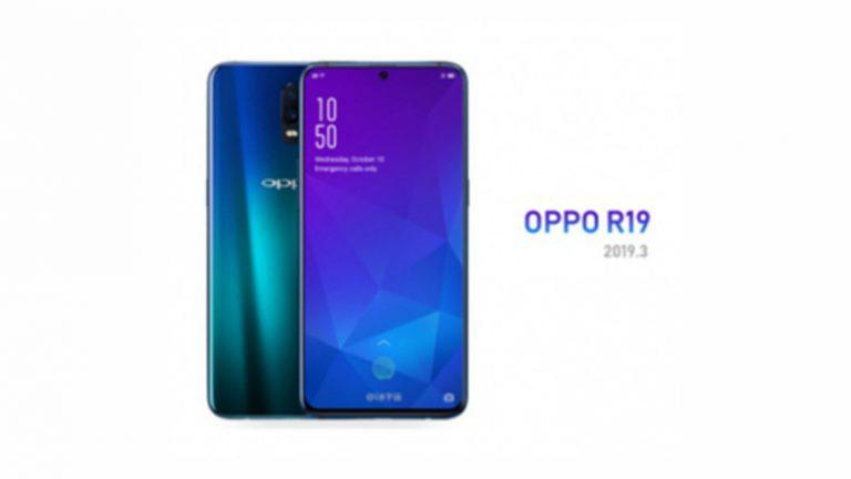 Claim: Oppo R19 will come with double rear camera