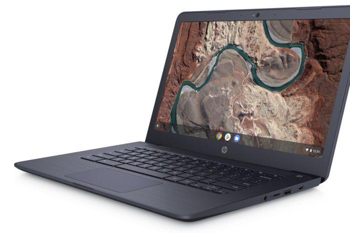 HP and Acer introduced the first Chromebooks with AMD processors