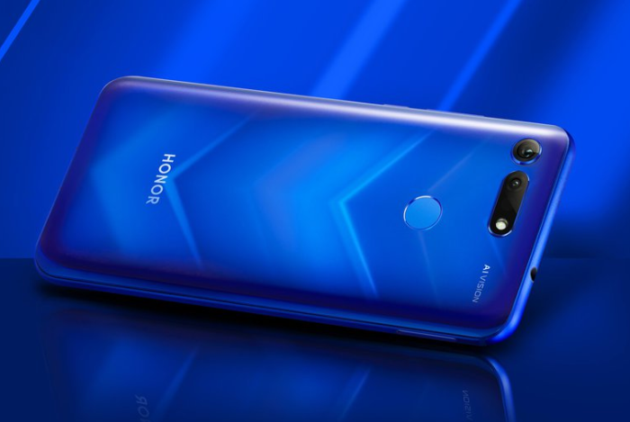 The Global launch of Honor View 20 was held in Paris