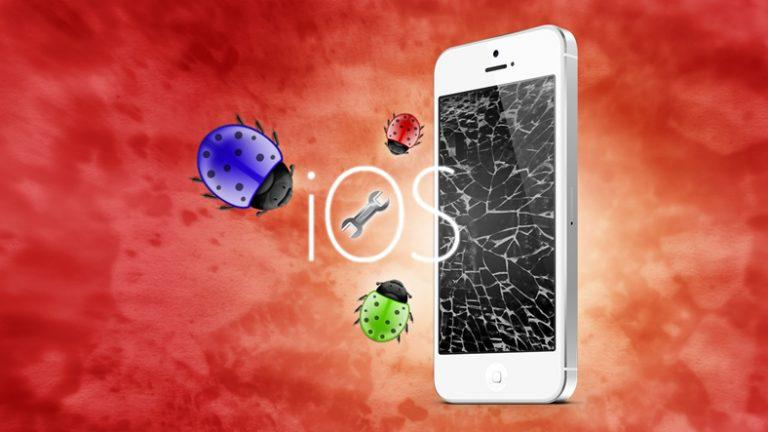 Ways of Avoid Error Occurring in Apple's iOS Operating System