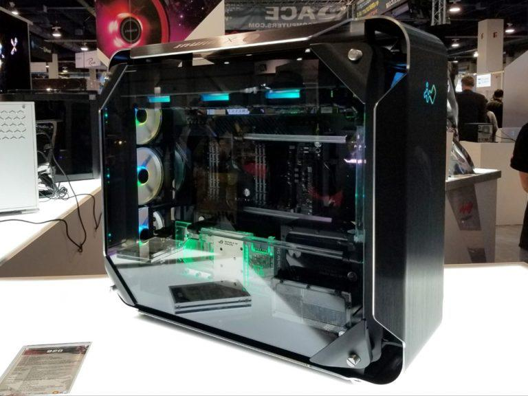 has a The PC case has stand-alone computer price
