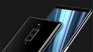 The new image of Sony's new flagship Xperia XZ4 has been released